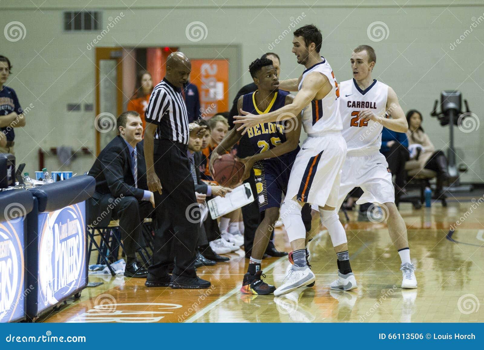 NCAA het Basketbal van Mensen