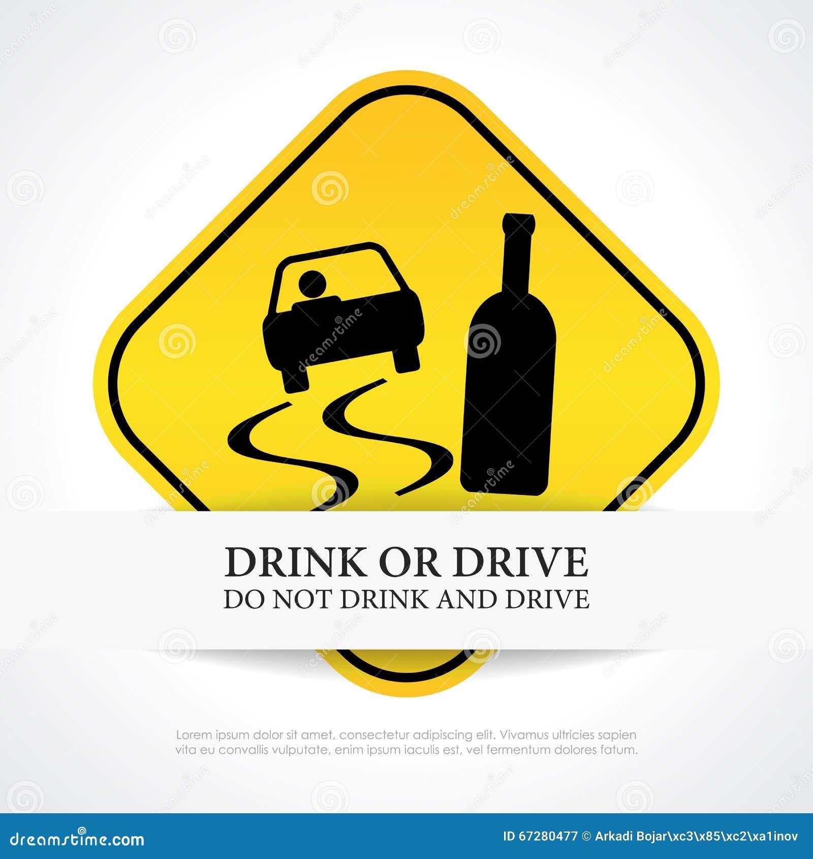 Ne buvez pas et ne pilotez pas