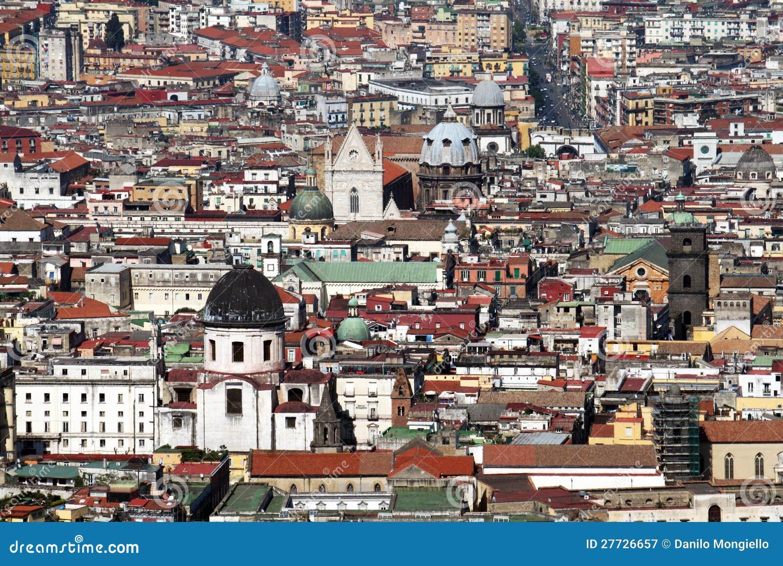 Neapel-Grenzstein