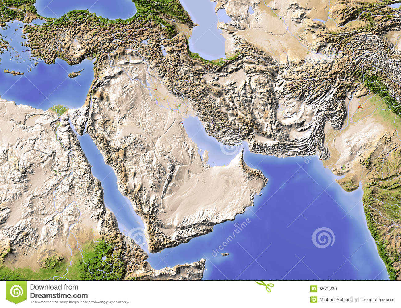 Physical Middle East Map%0A neareastshadedreliefmap        jpg            Middle East