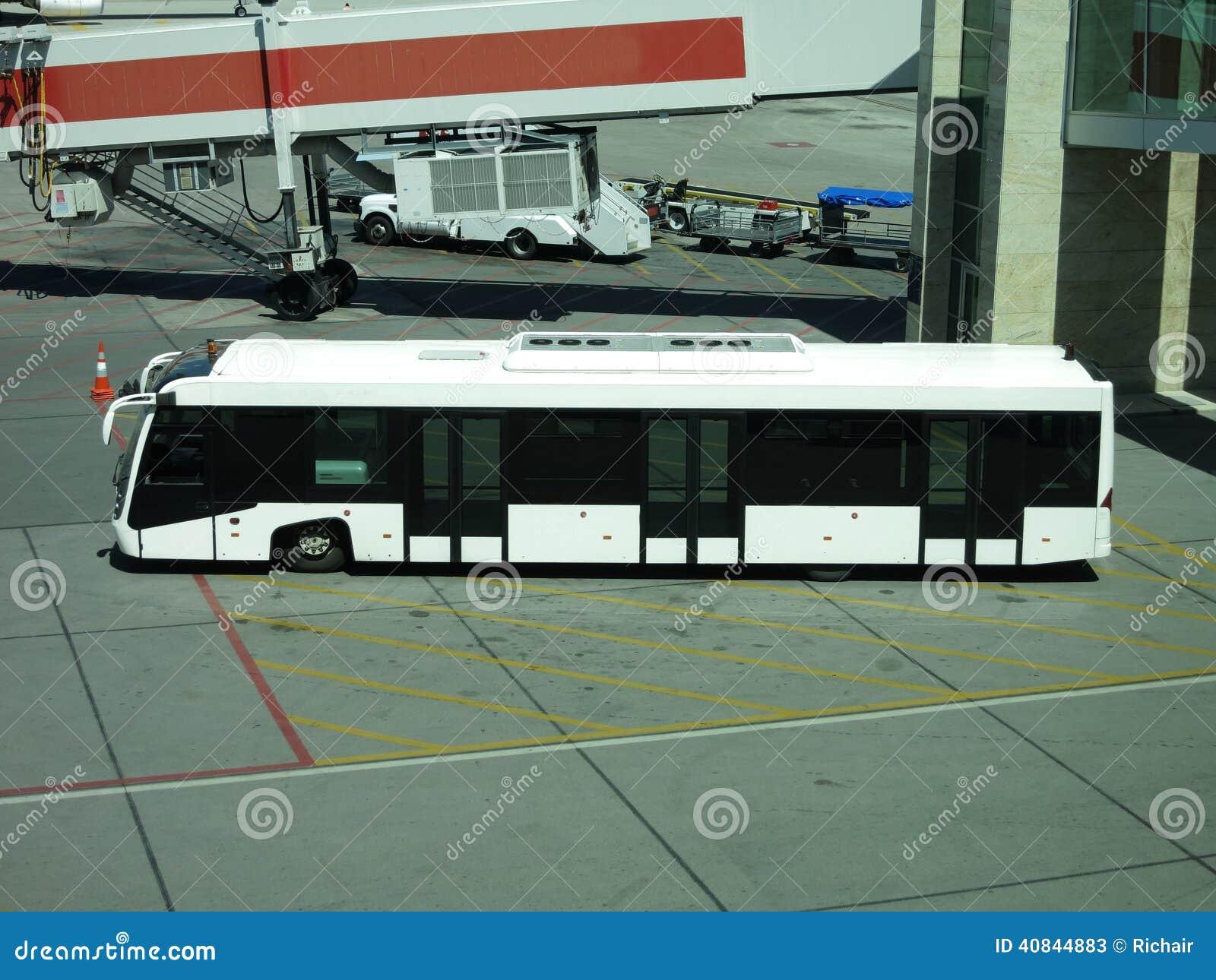 Near port för flygplatsbuss
