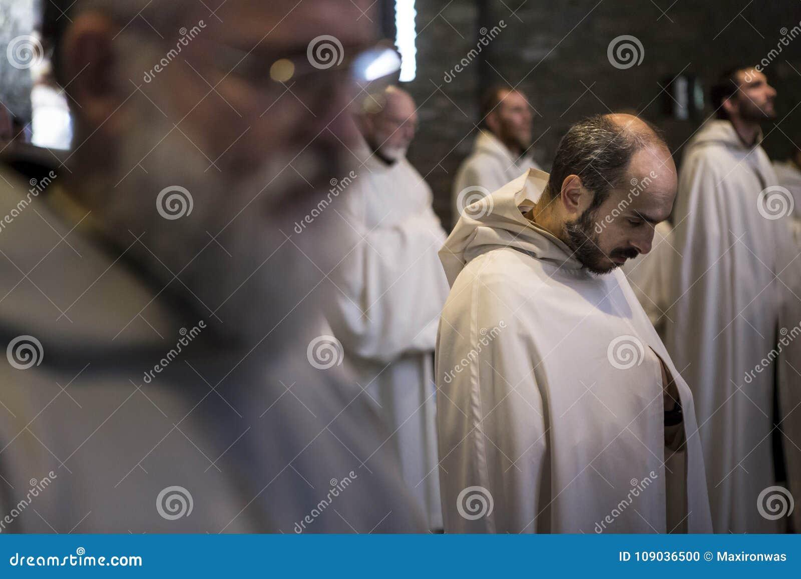 Dominus Tecum Monastery - Pra`d Mill Editorial Image - Image