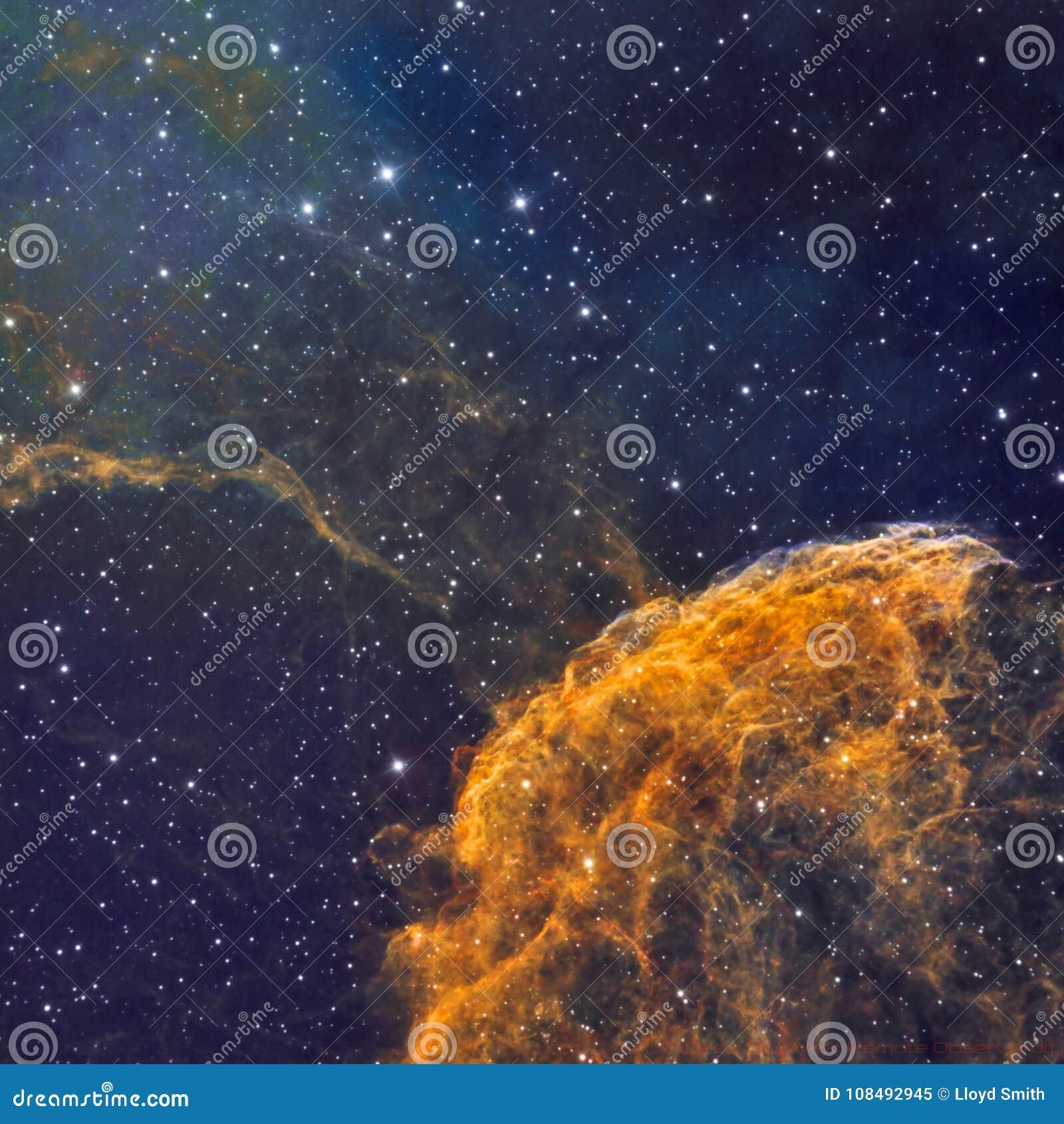 Nebulosa das medusa
