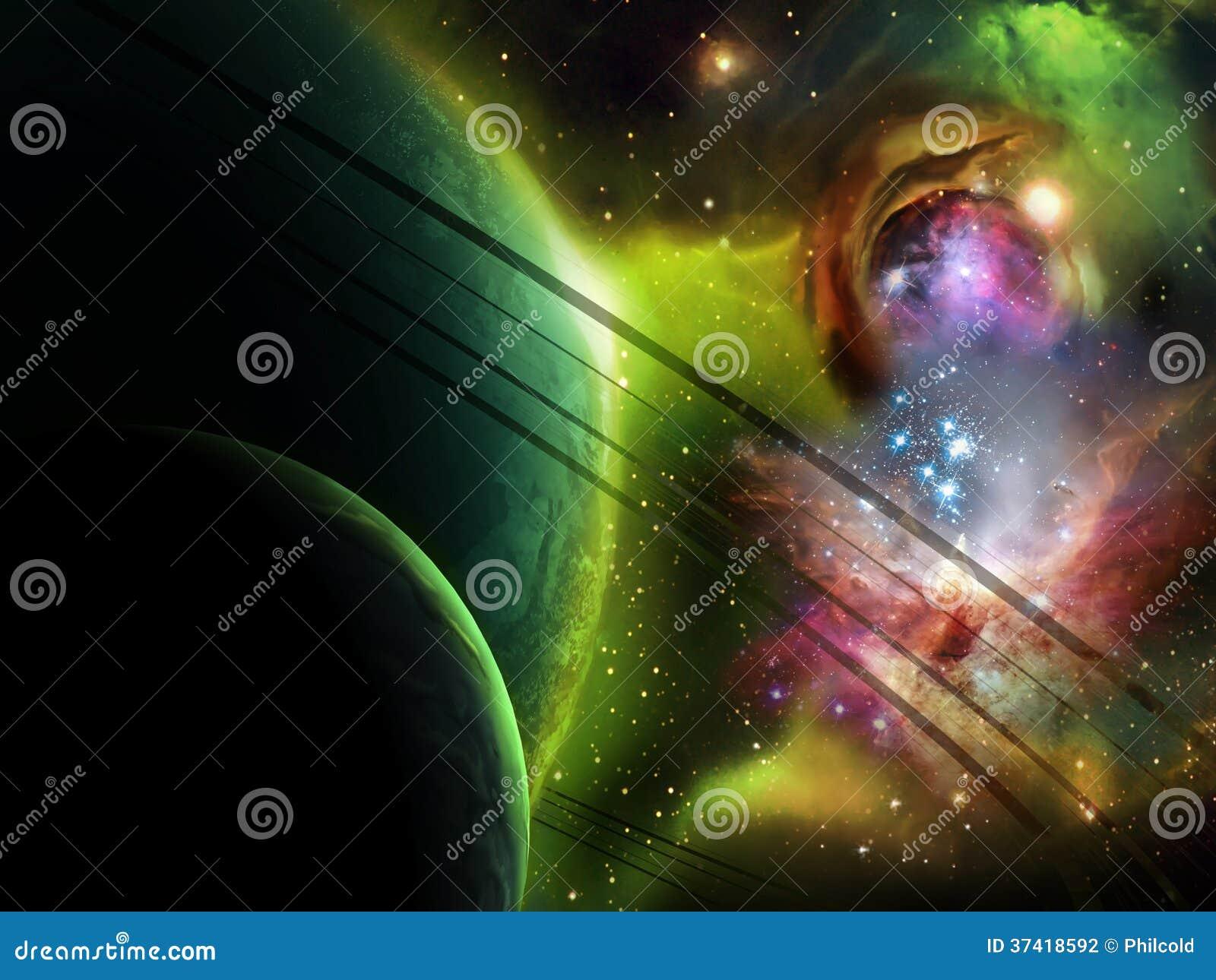 Nebulosa de aumentação das estrelas