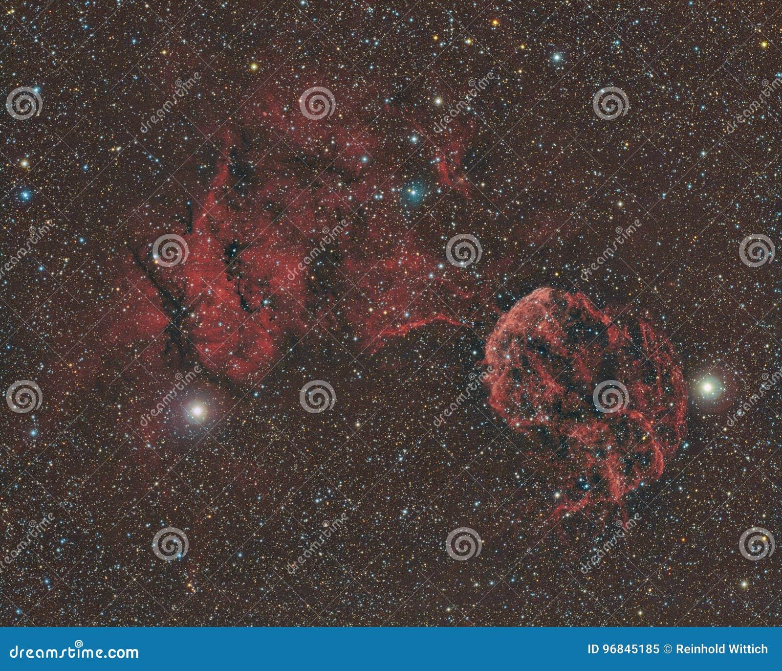 Nebulosa de las medusas