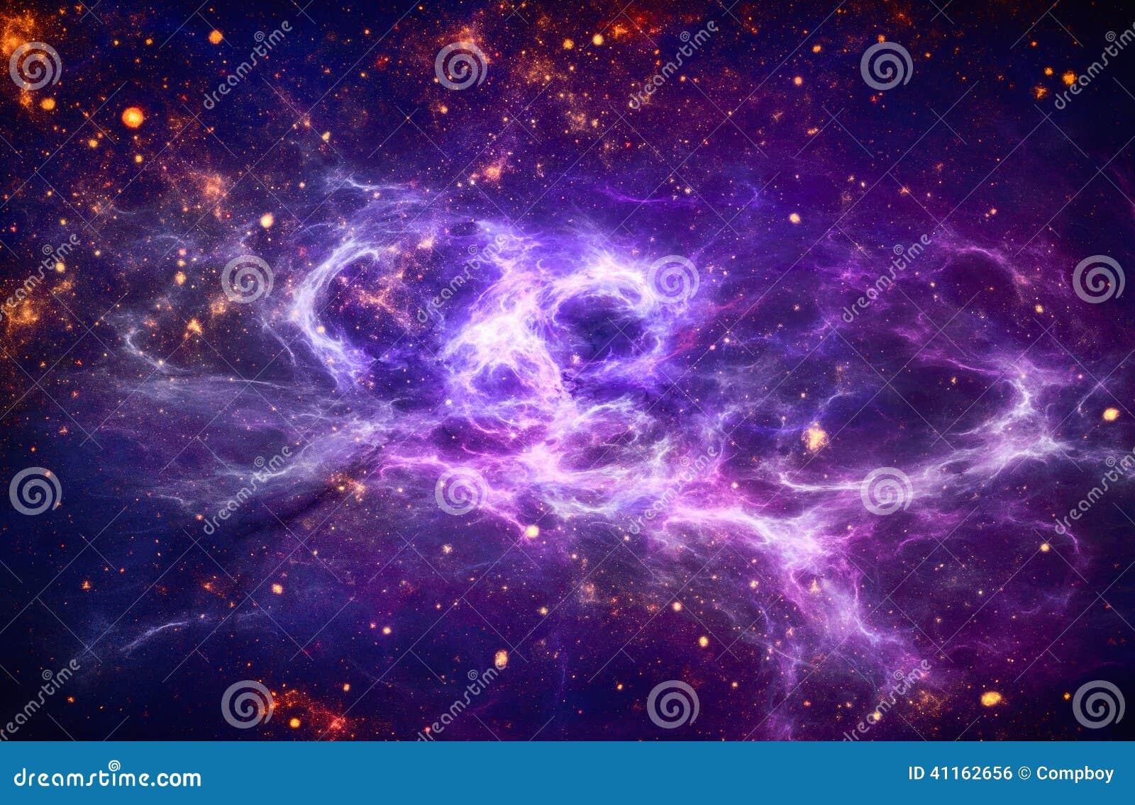 Nebulosa dello spazio profondo