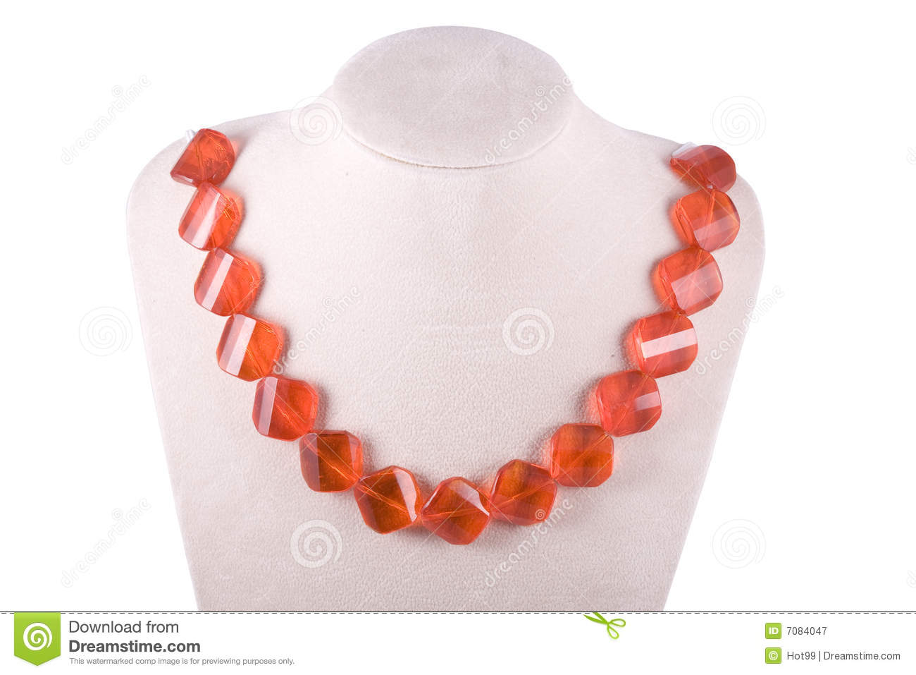 Necklace of rubasse