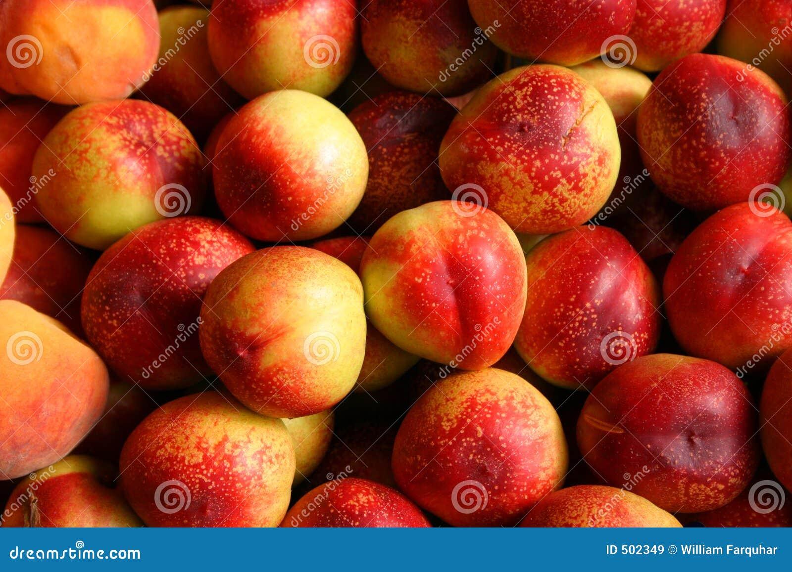 Nectarinas orgánicas