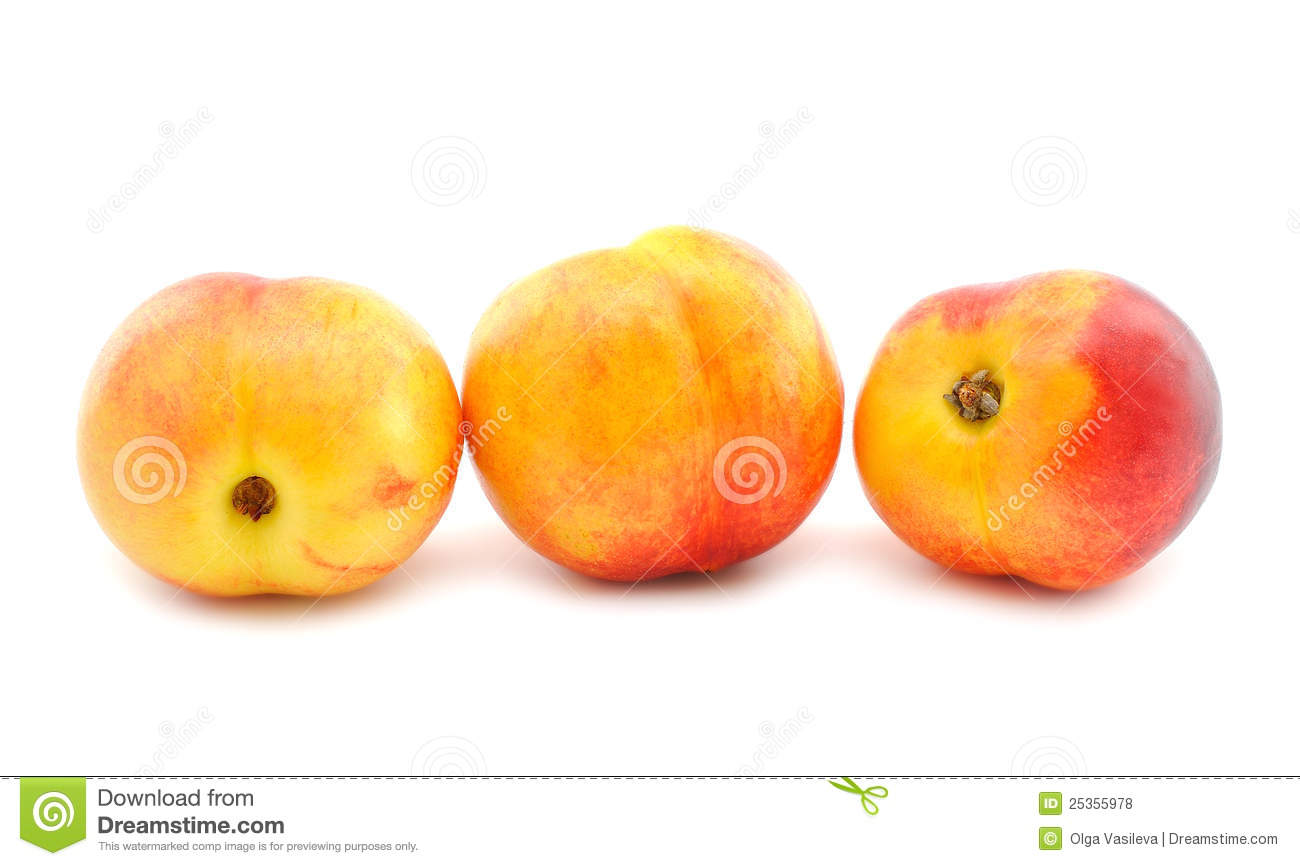 how to know when a nectarine is ripe