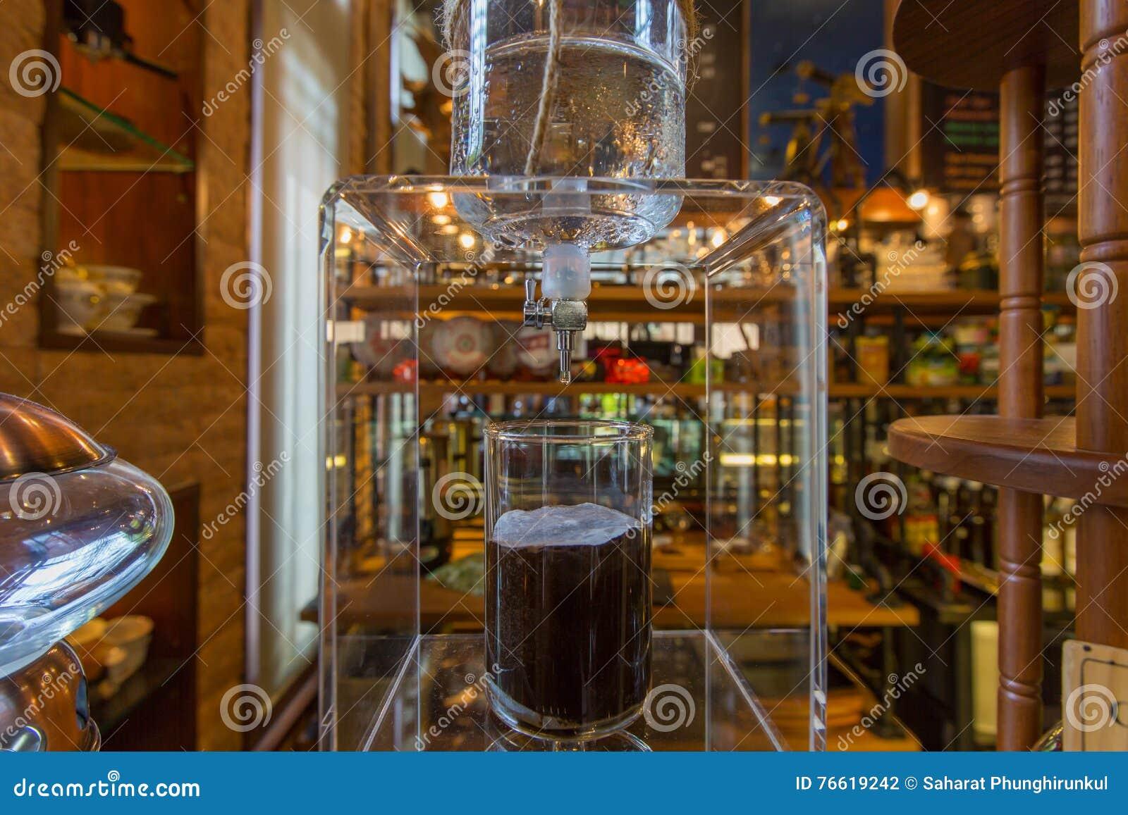 Nederlandse Koud Waterkoffie