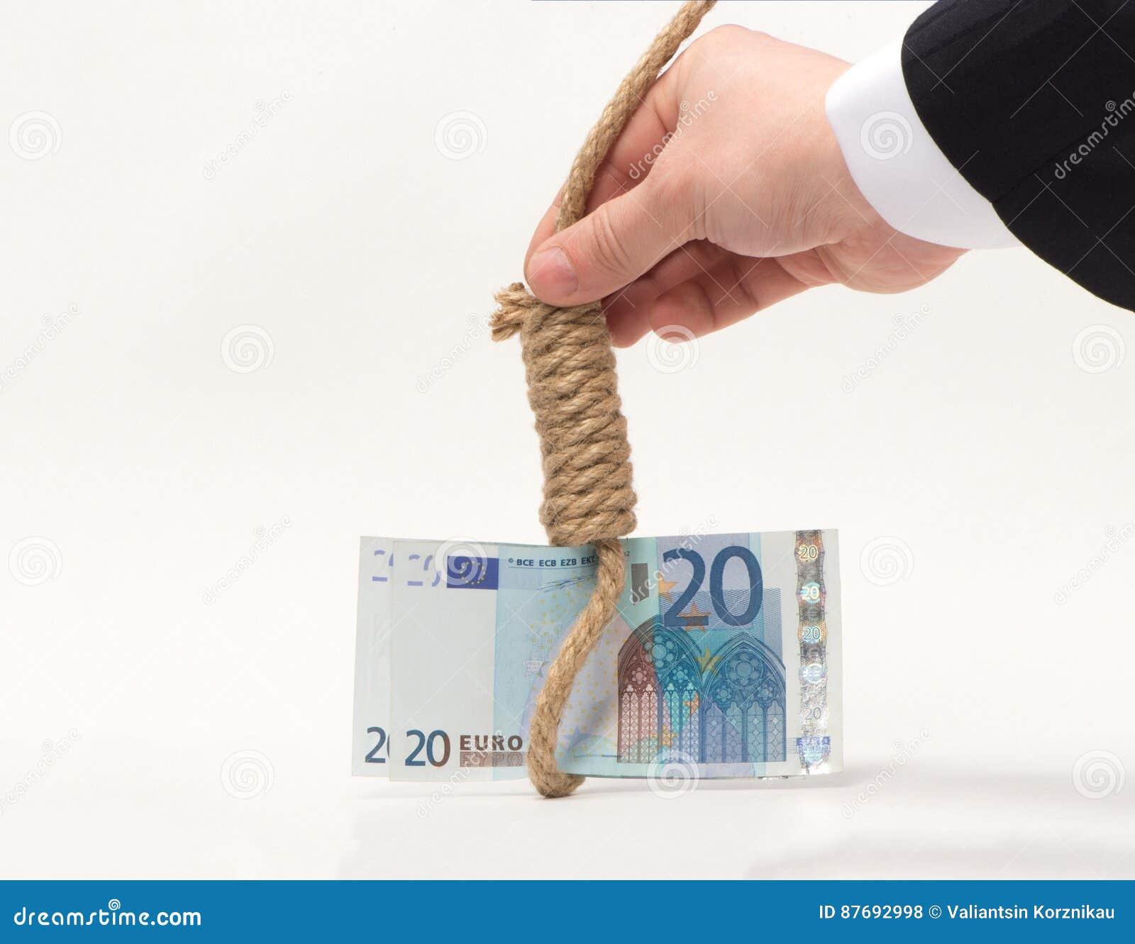 Nedgången av euroet