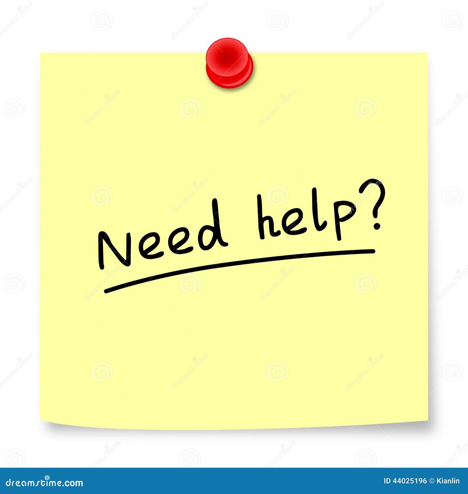 Need Help Royalty-Free Stock Photo | CartoonDealer.com ...