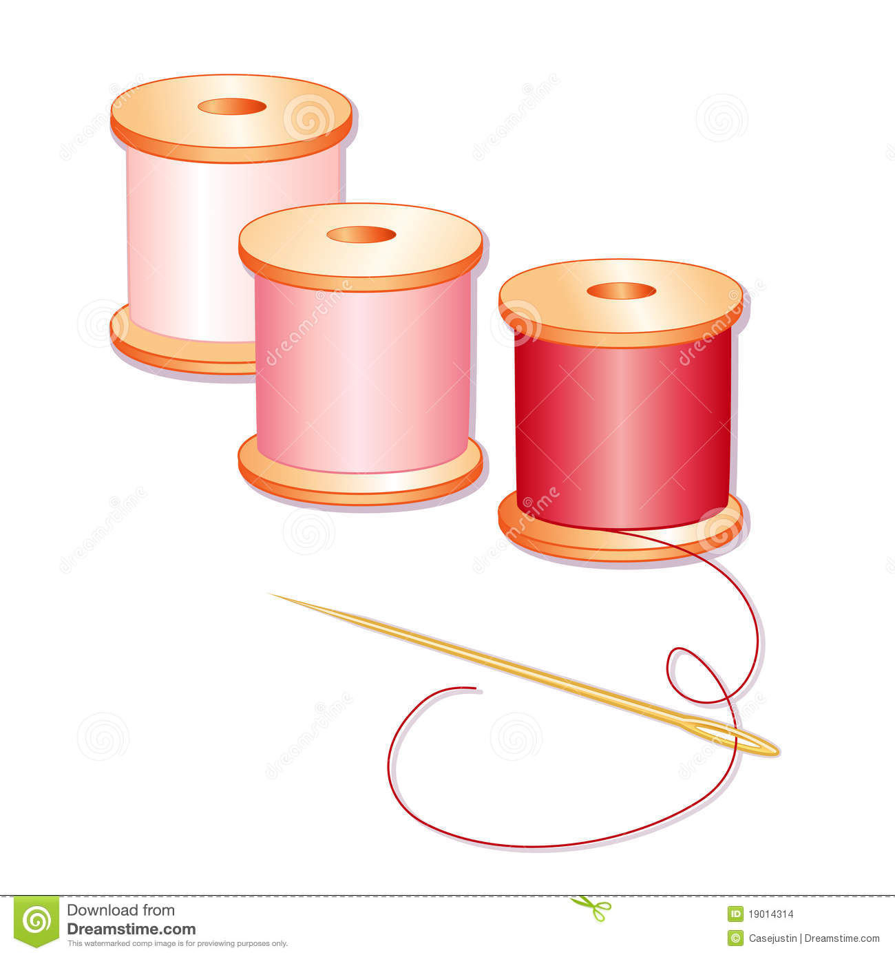 Do It Yourself Home Decor Crafts Needle And Threads Stock Images Image 19014314