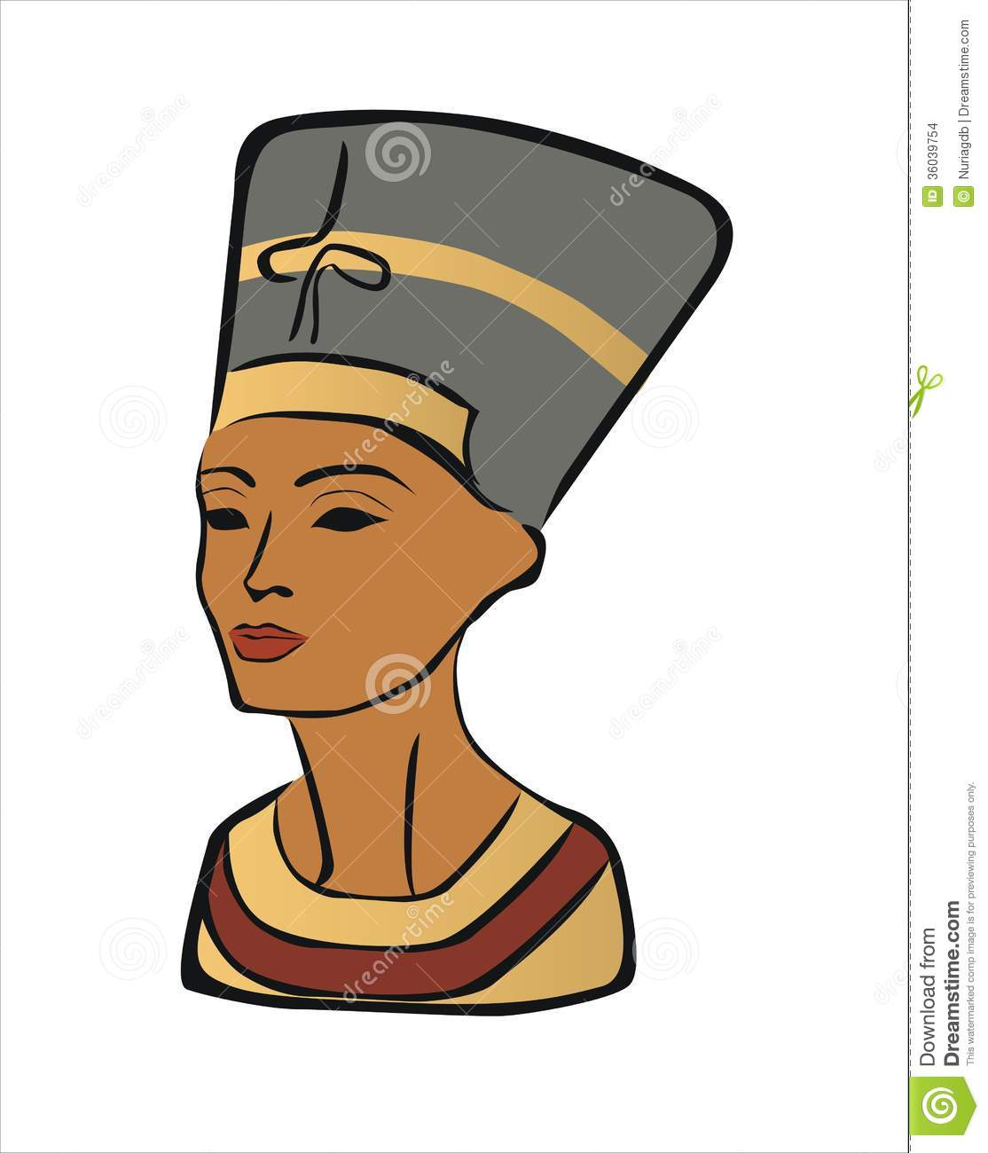 Ancient Egyptian Art Lesson - Drawing a Figure - Artyfactory