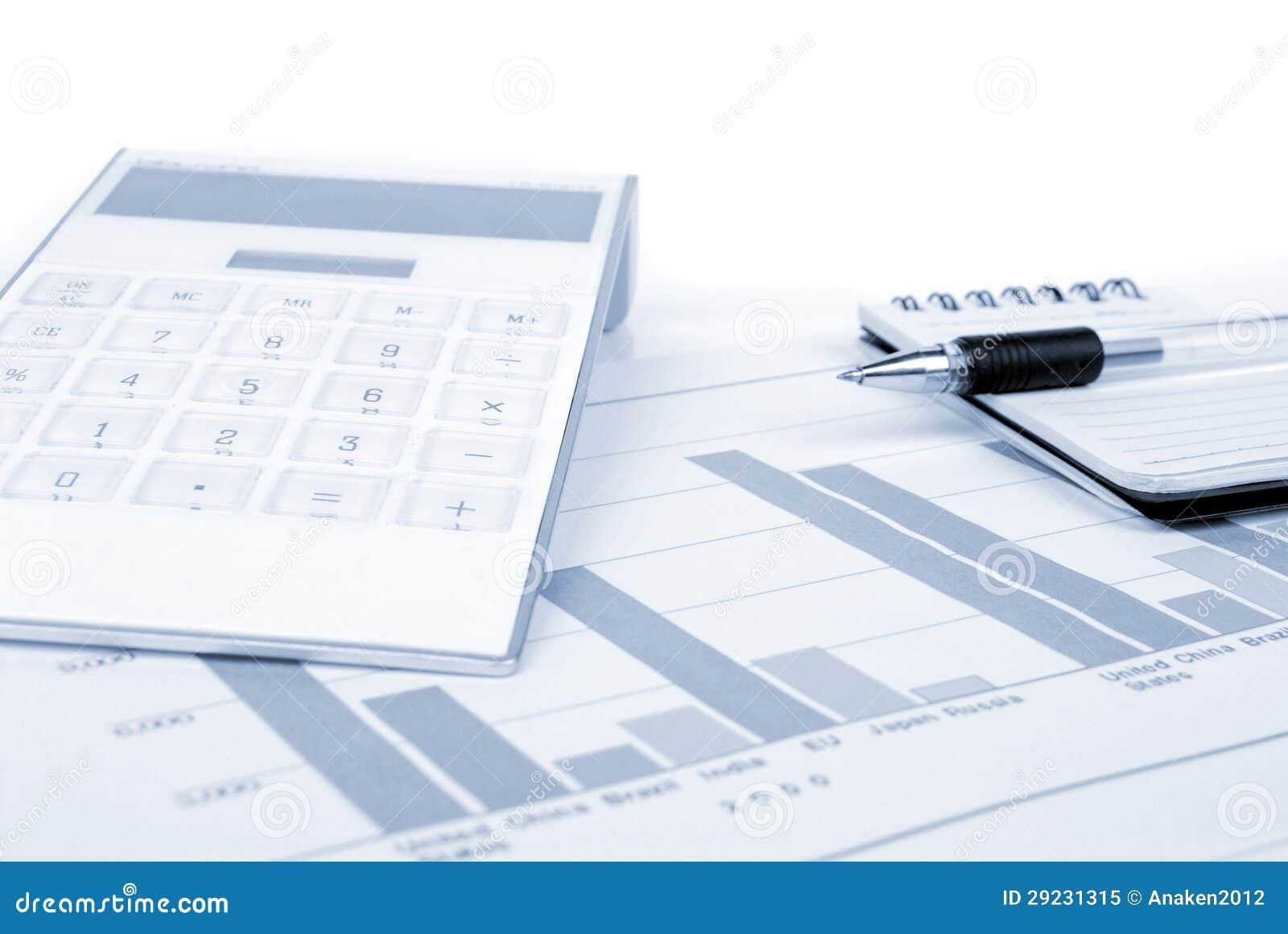 Download Negócio imagem de stock. Imagem de comércio, cálculo - 29231315