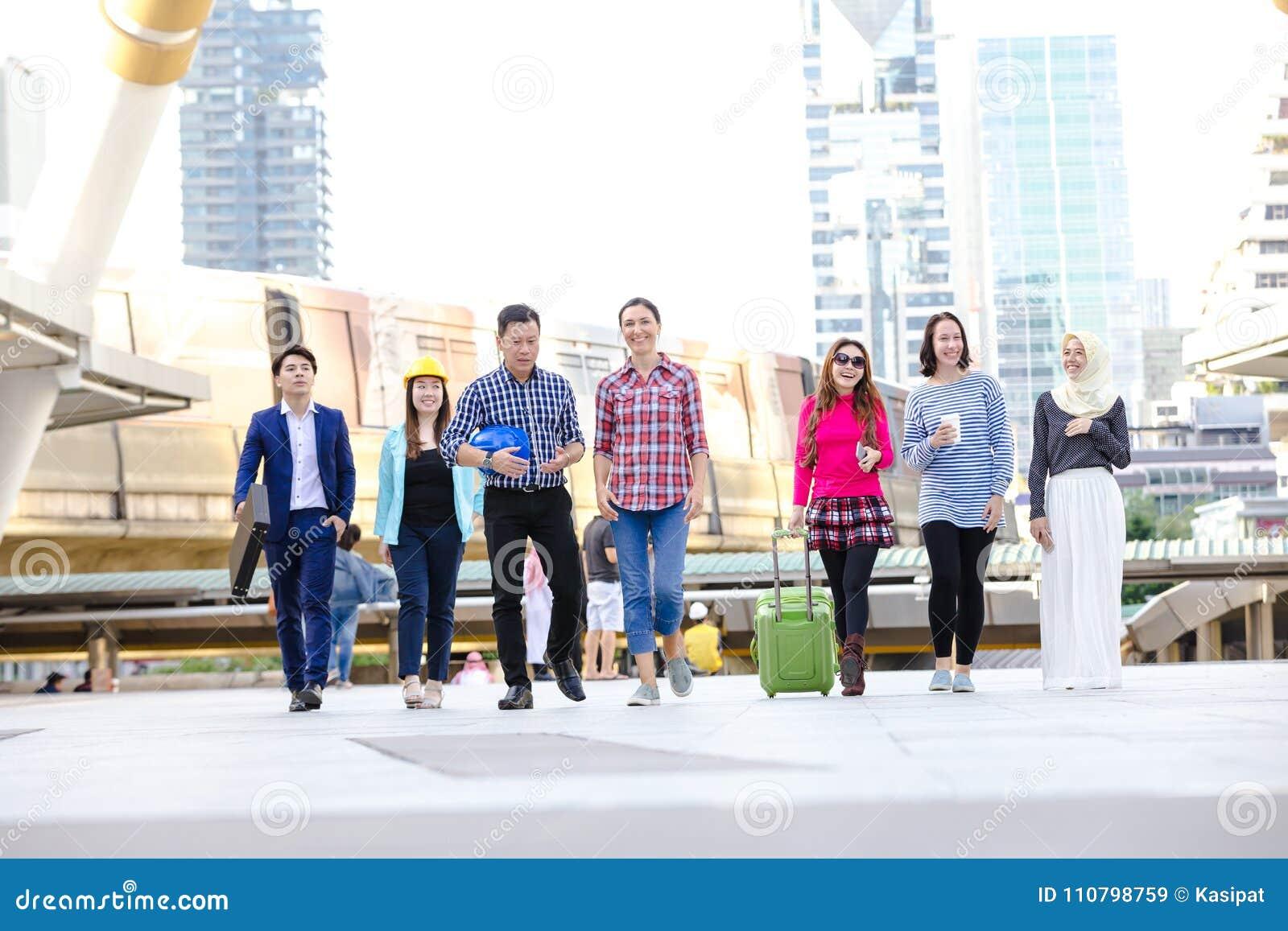 Negócio asiático do estilo de vida