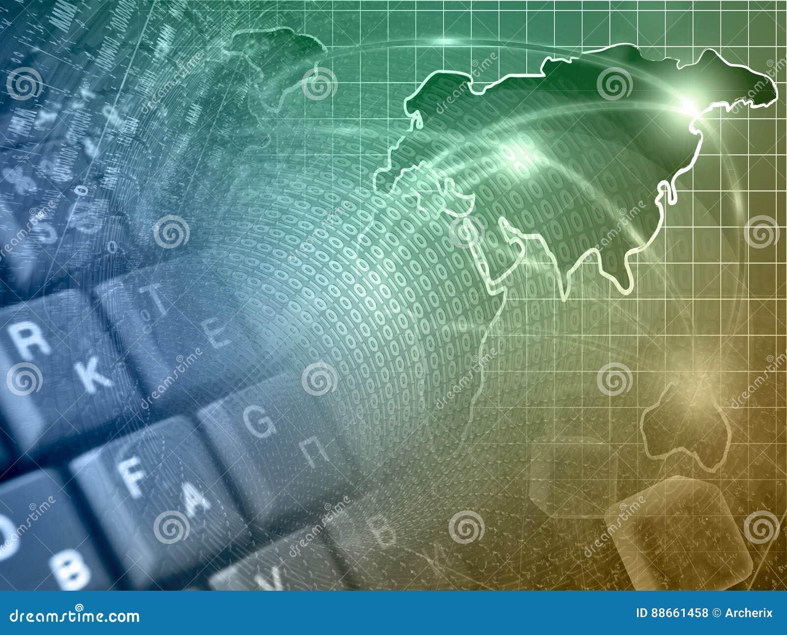 Negócio de computador