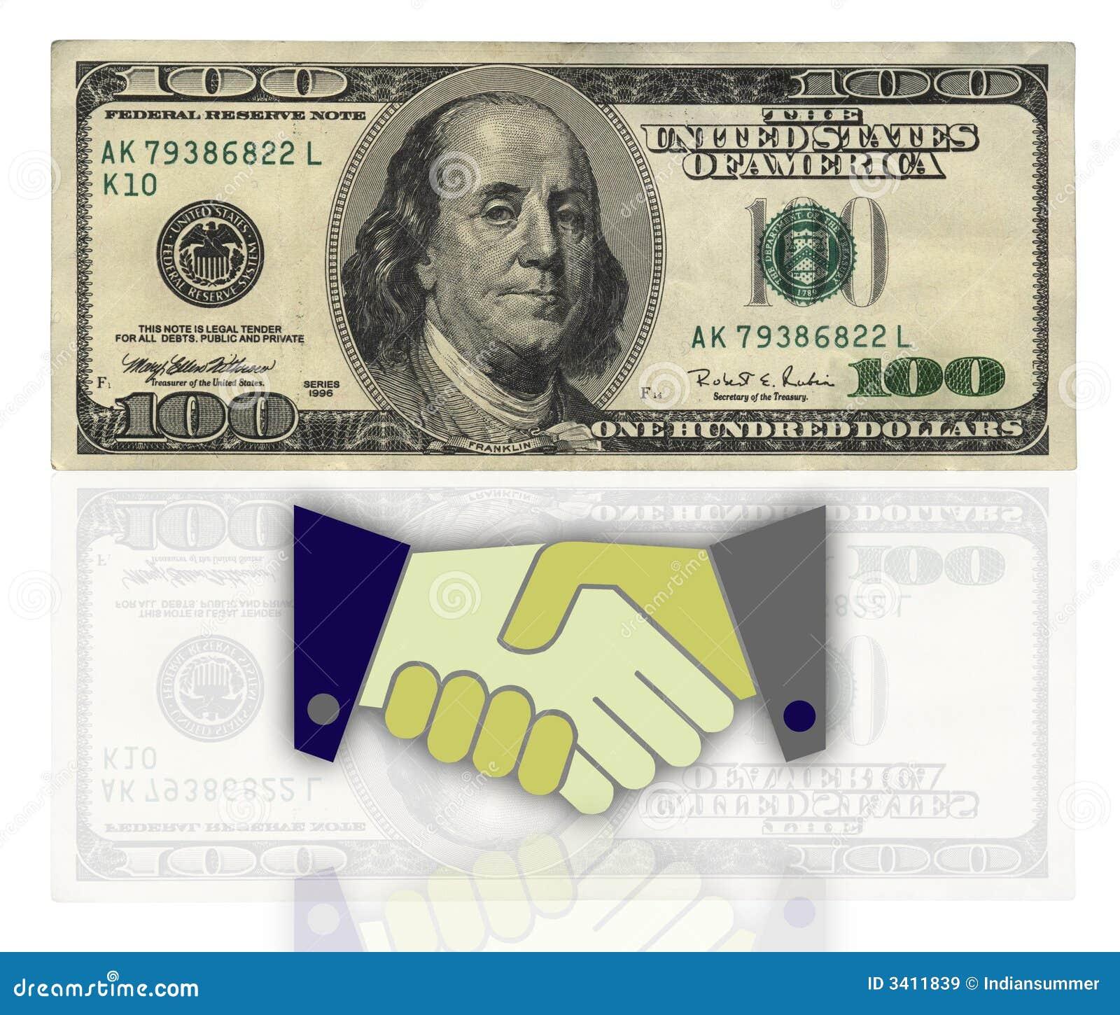 Negócio de encontro a cem dólares