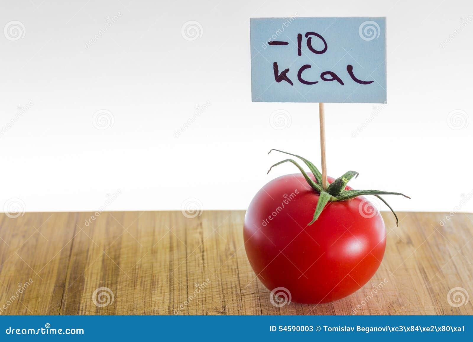 kalorier i tomat