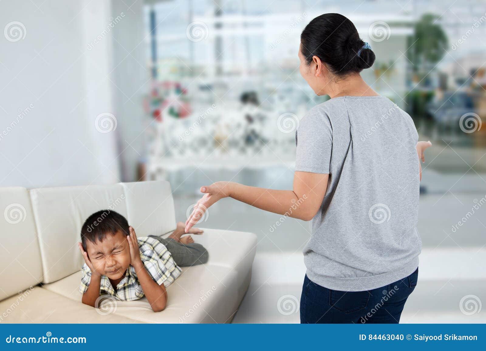 Negativ sinnesrörelseförälder