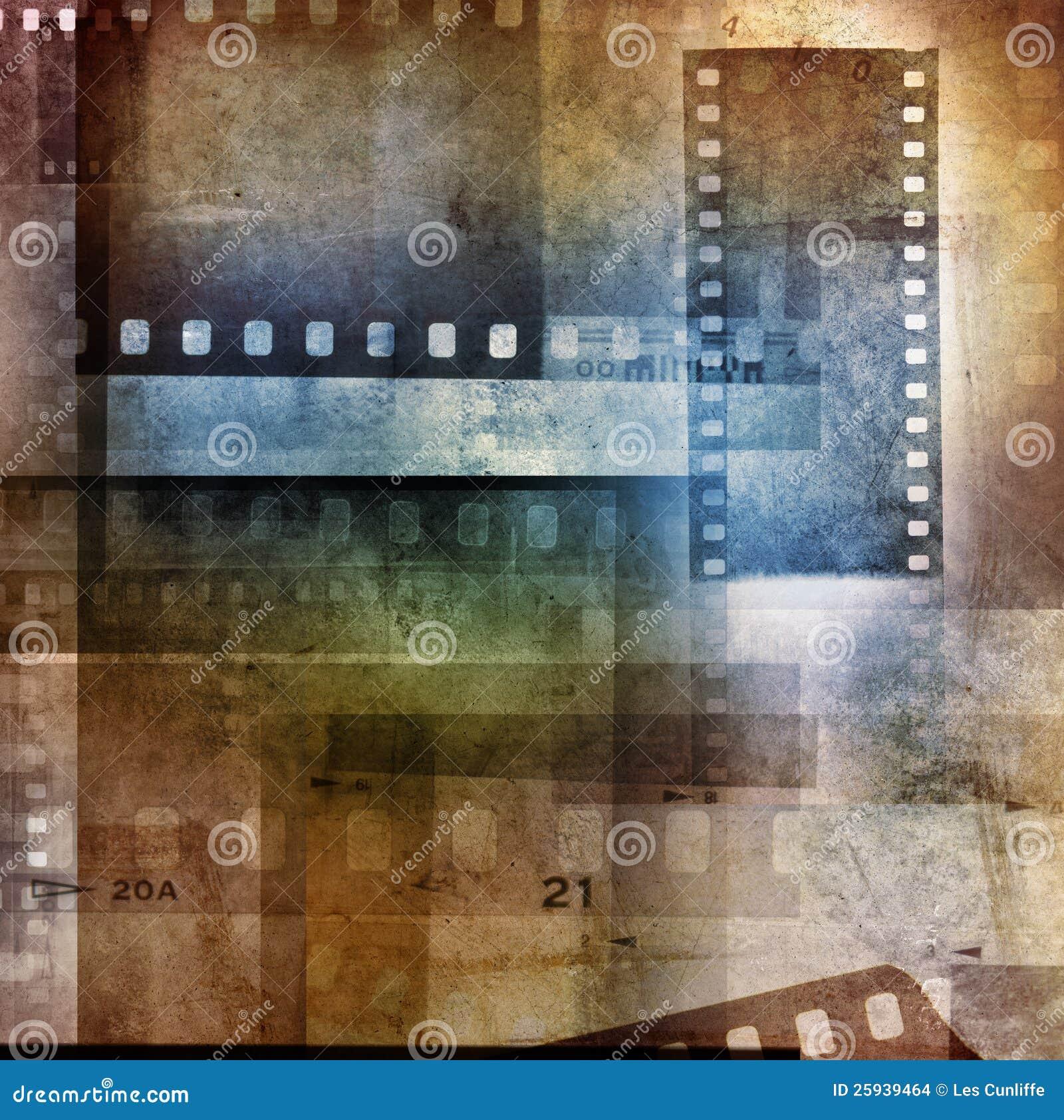 Negativas de película