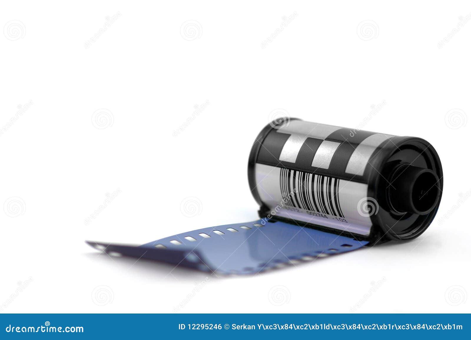 Negative Photo Film Roll Royalty Free Stock Image - Image ...