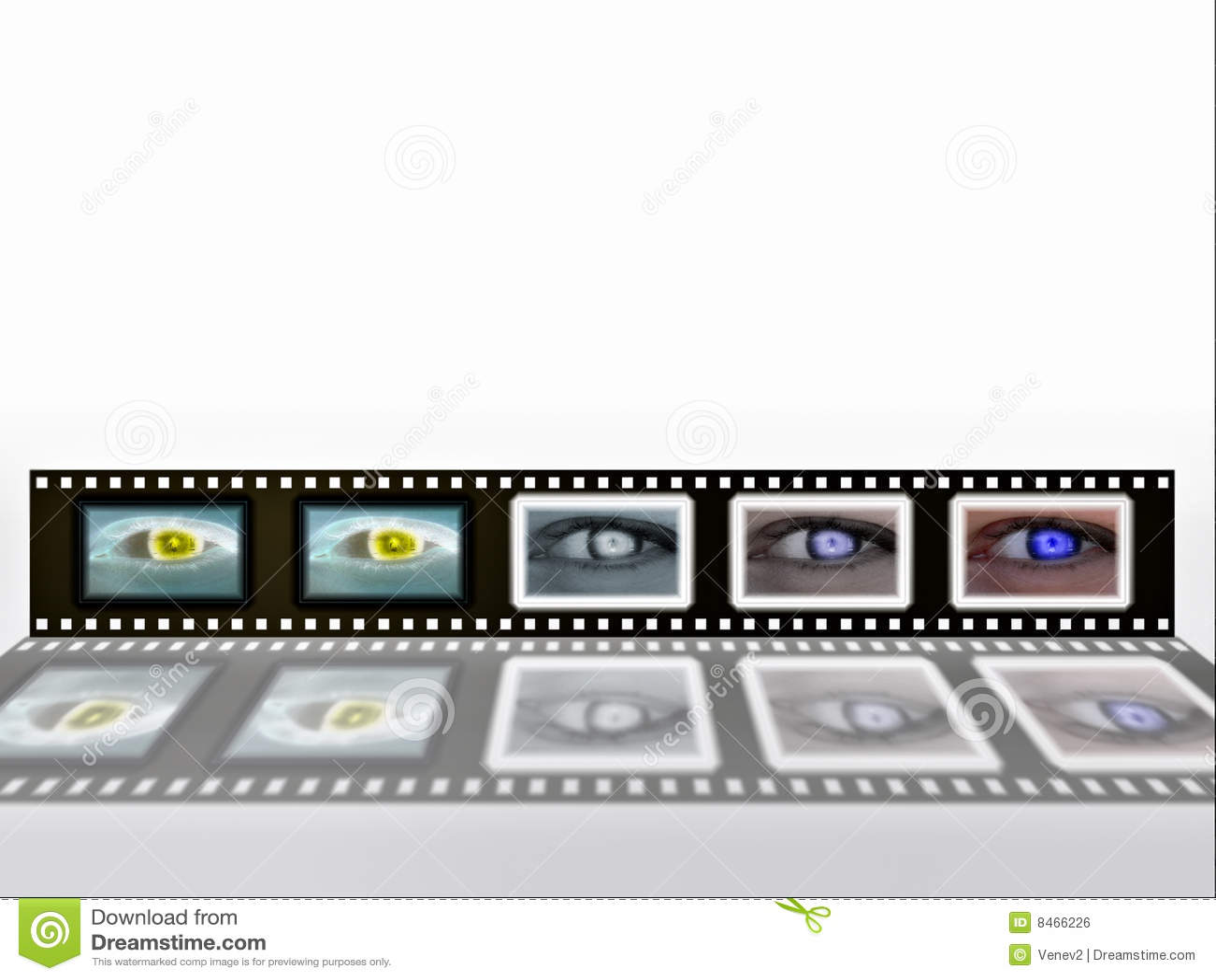 Negativt fotoband