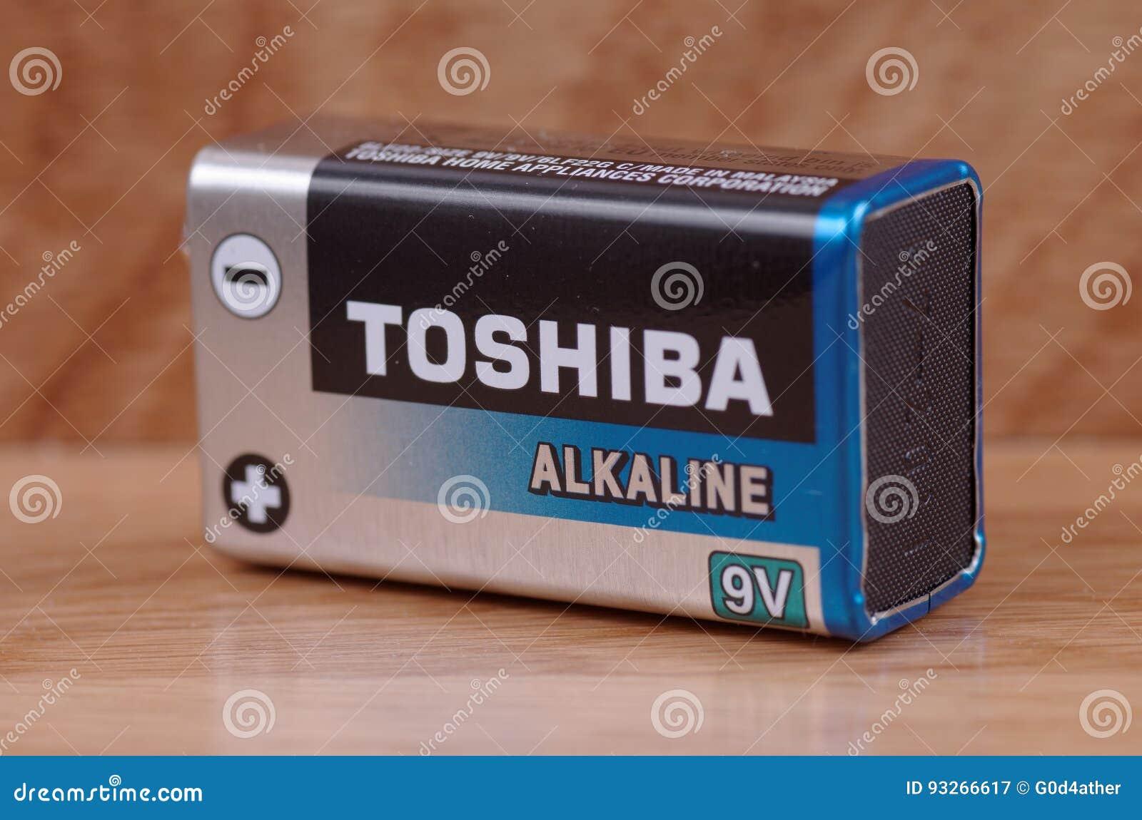 Negen-volt batterij