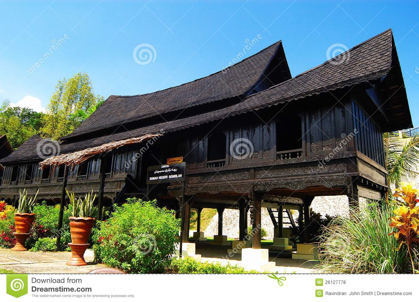 Negeri Sembilan传统之家