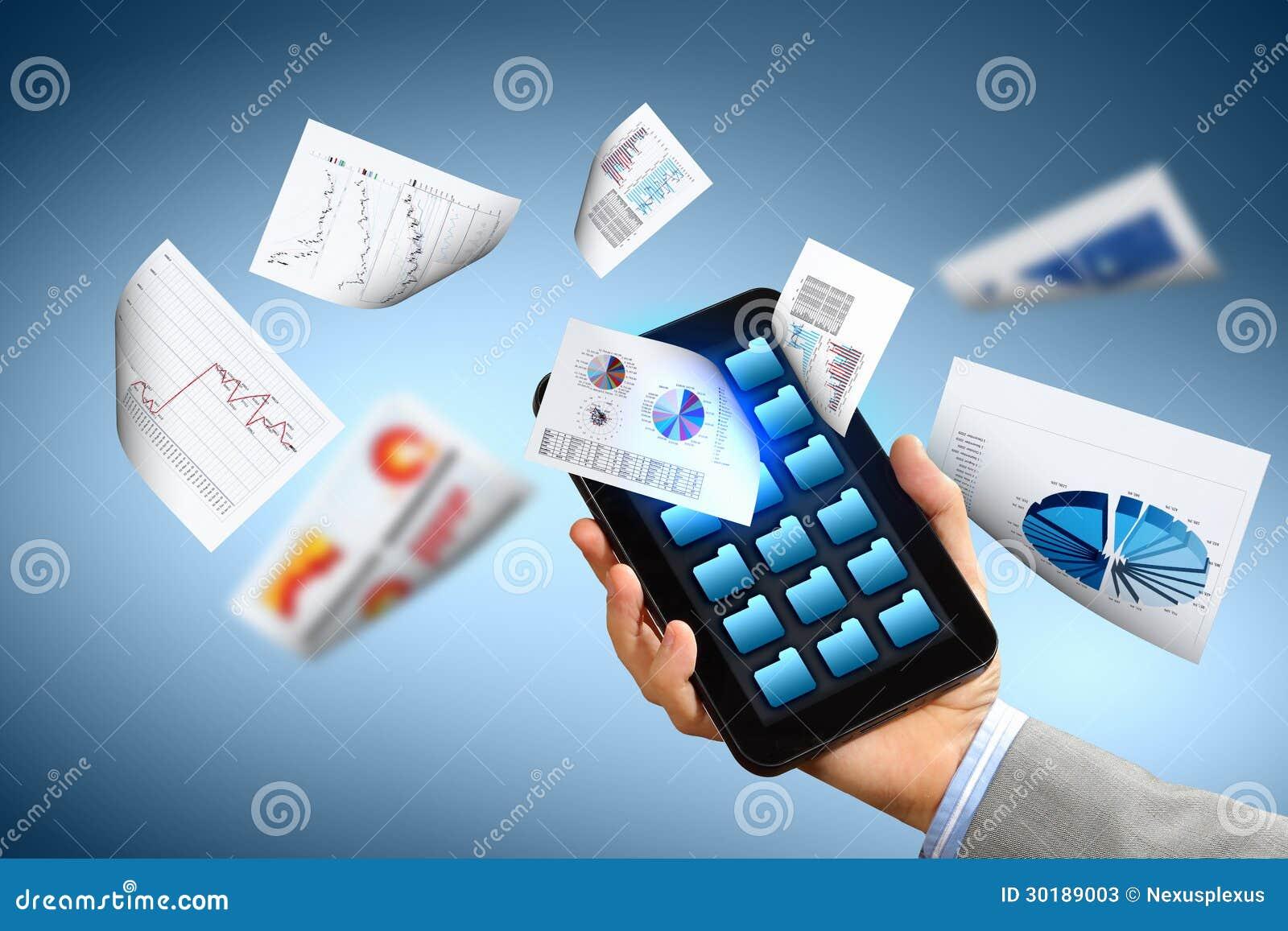 Comercio electrónico del negocio