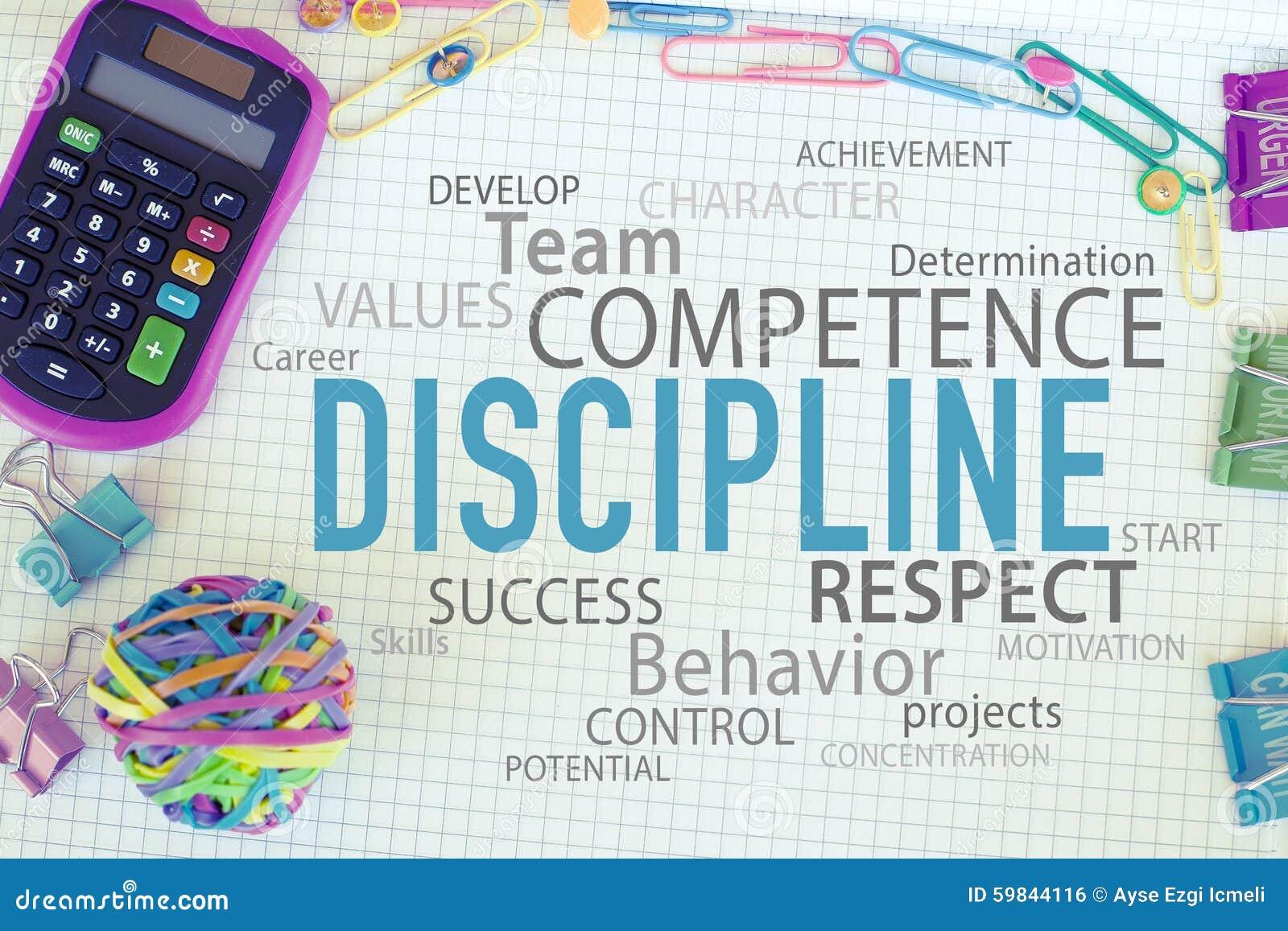 Negocio personal o disciplina del trabajo en equipo