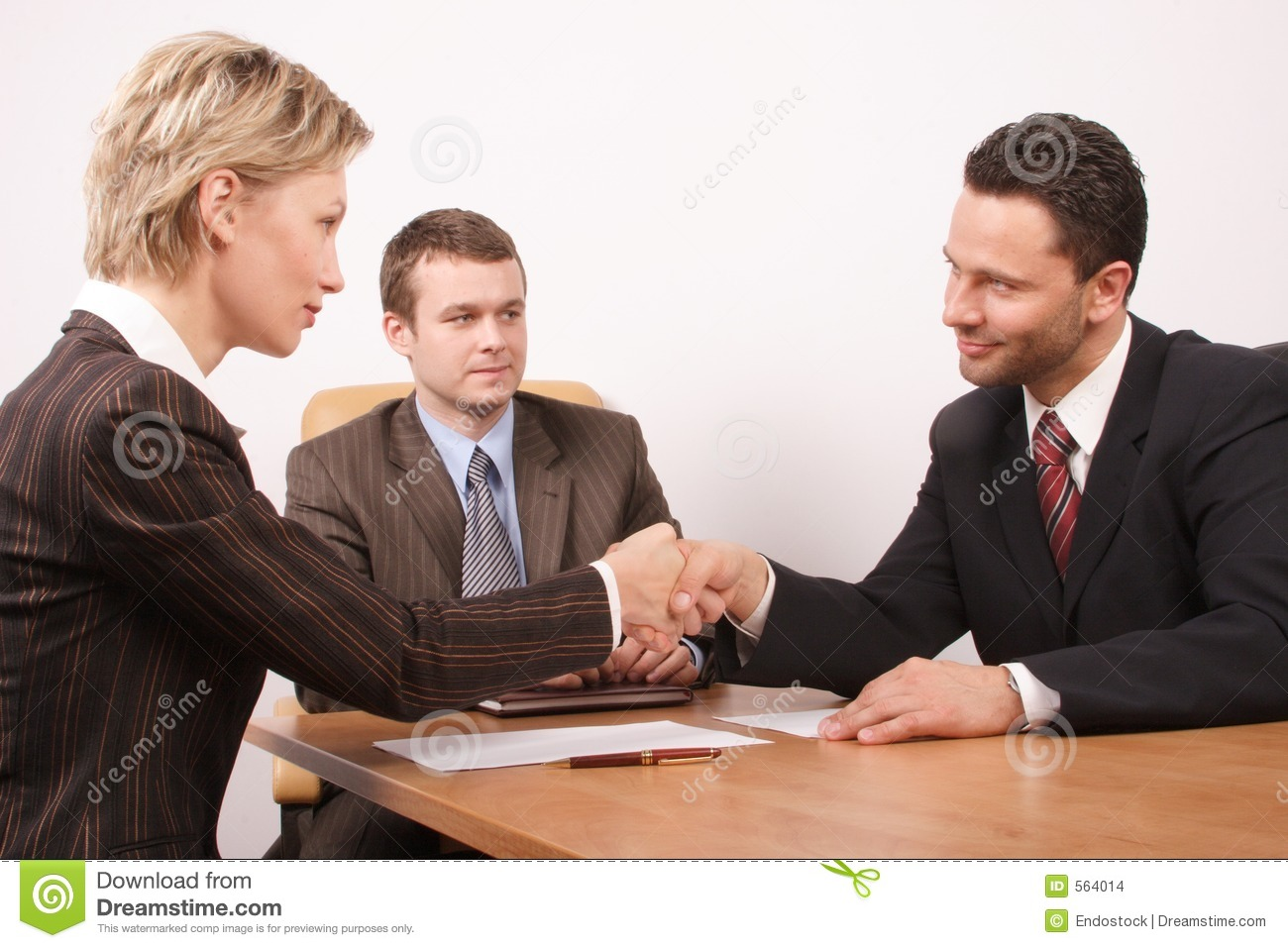 Negotiation and person