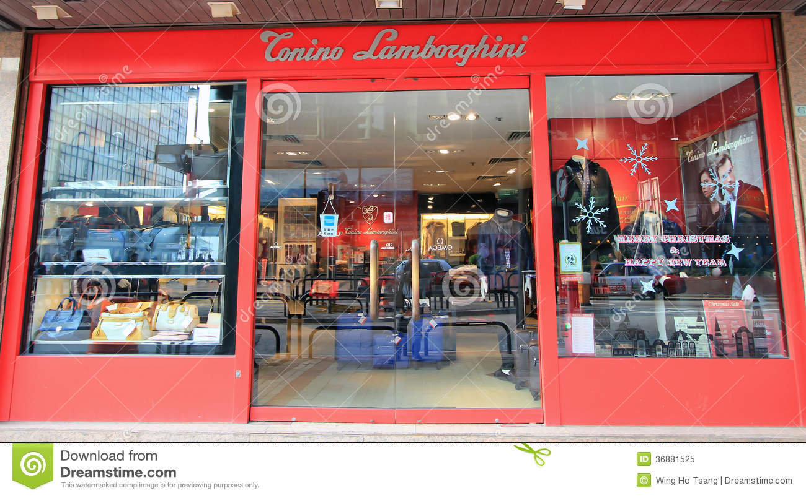 Download Negozio Di Lamborghini Di Conino A Hong Kong Immagine Editoriale - Immagine di vestiti, kong: 36881525