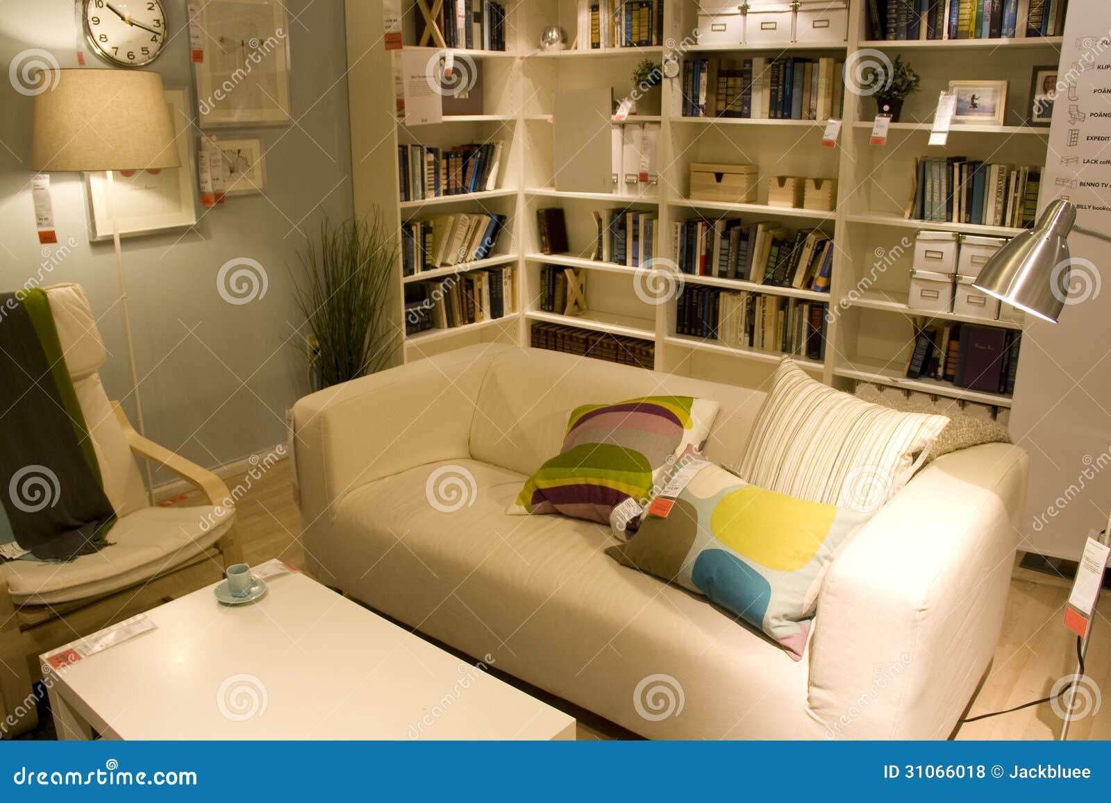 Negozio Di Mobili Fotografia Stock Editoriale - Immagine: 31066018