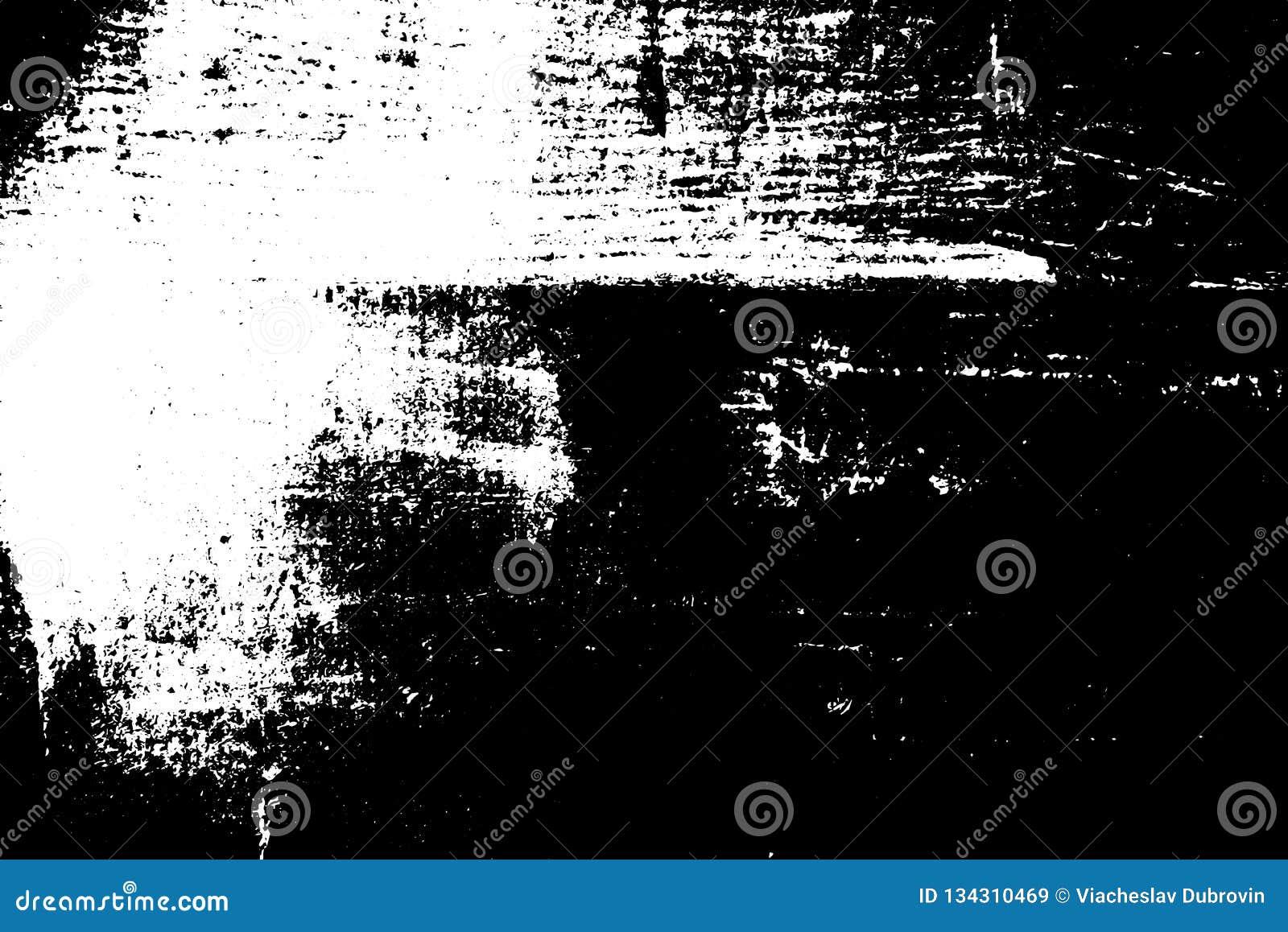 Negro en la textura blanca de la madera Superficie resistida envejecida del tablero de la madera de construcción Capa apenada par