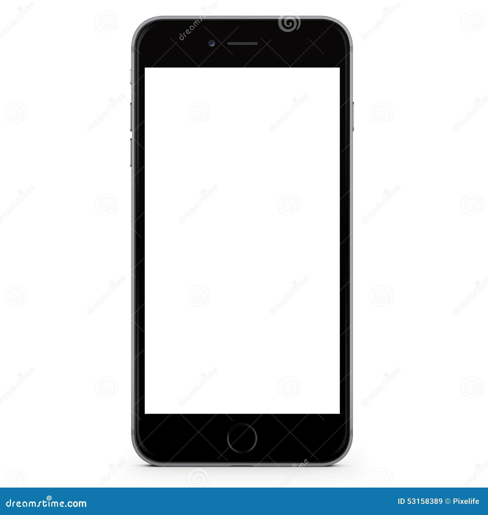 Negro más de Iphone 6