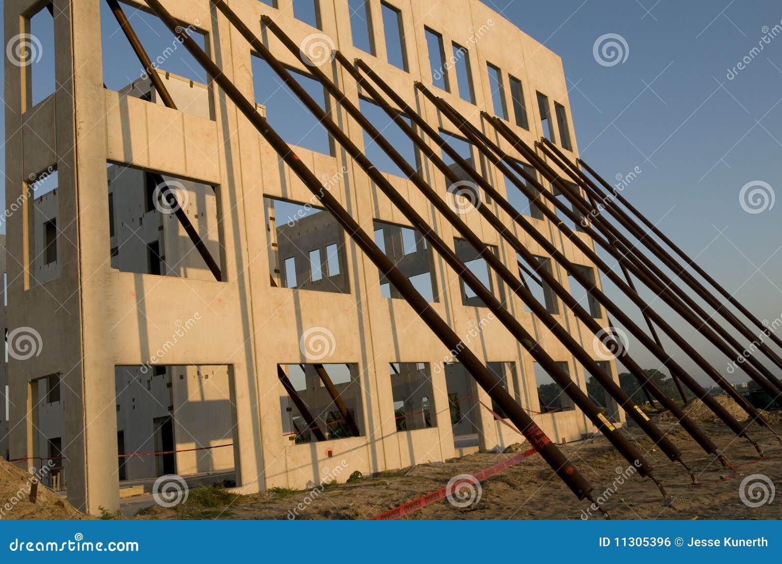 Neigung-Wand-Aufbau