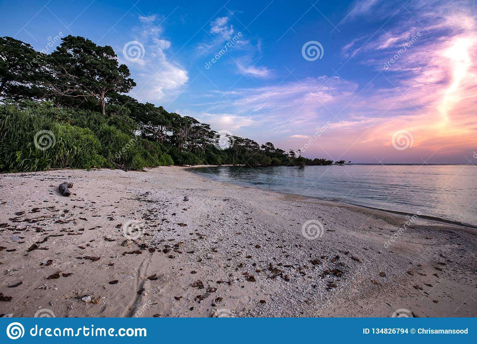 Neil Island Andaman et Nicobar