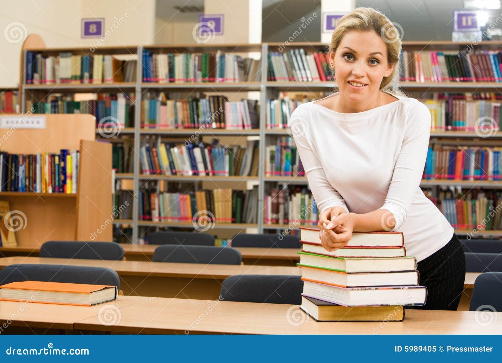 Nella libreria