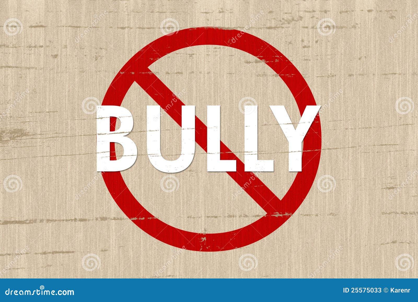 Nenhuma zona do Bully