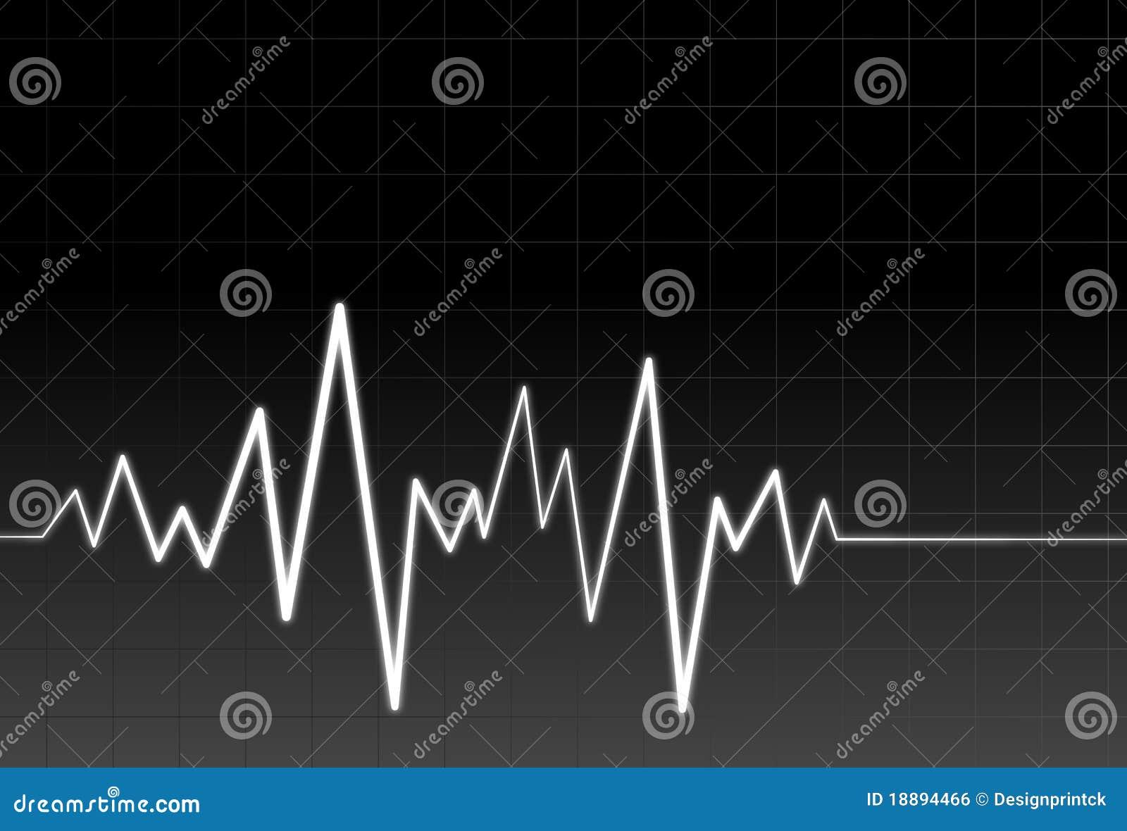 Neon audio or pulse wave