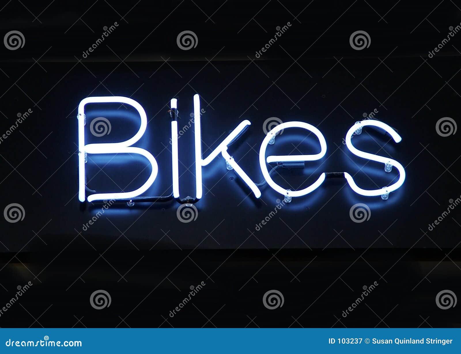 Neon Bikes