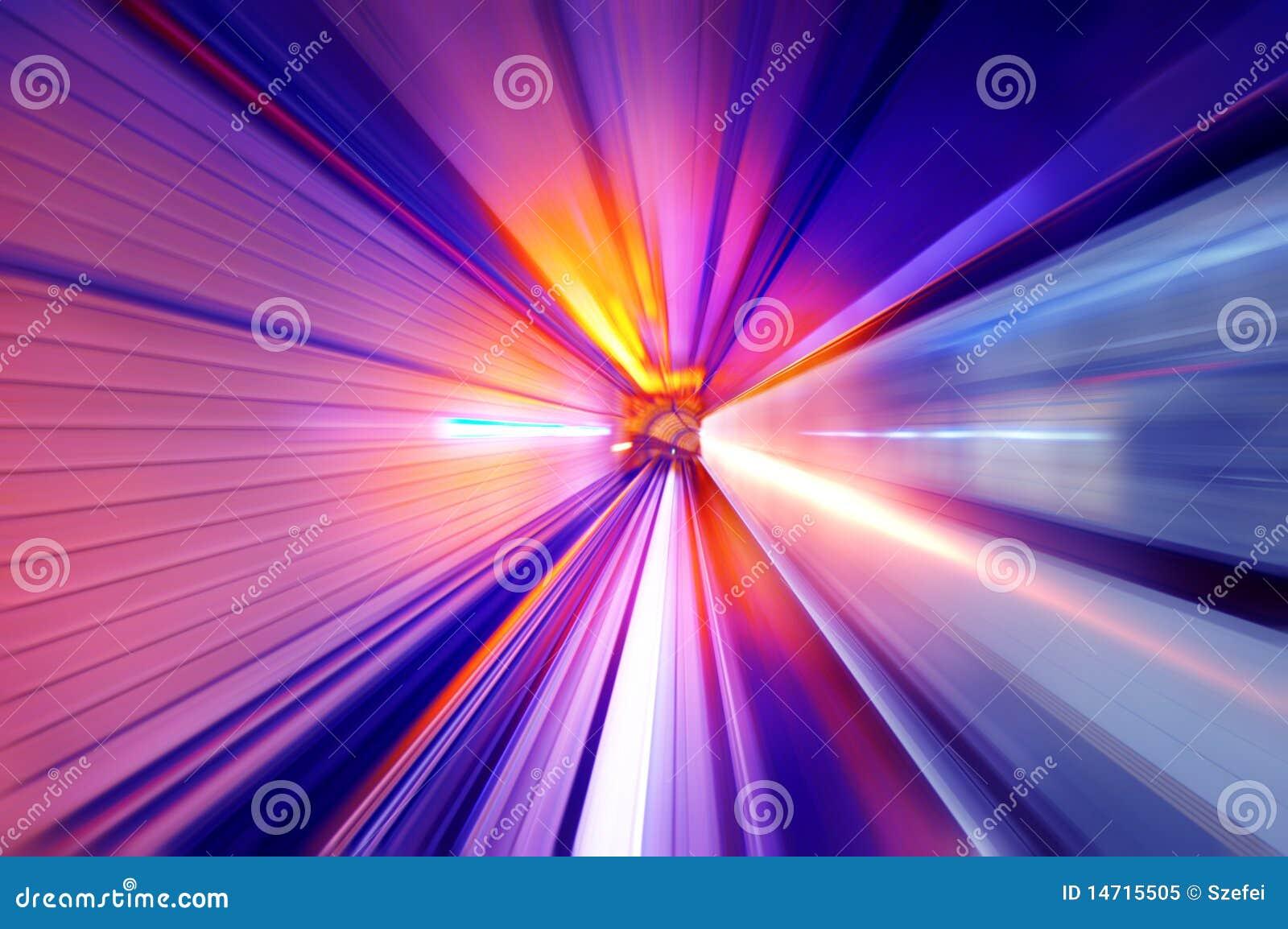 Neon light tunnel royalty free stock photo image 14715505 - Luces de neon ...