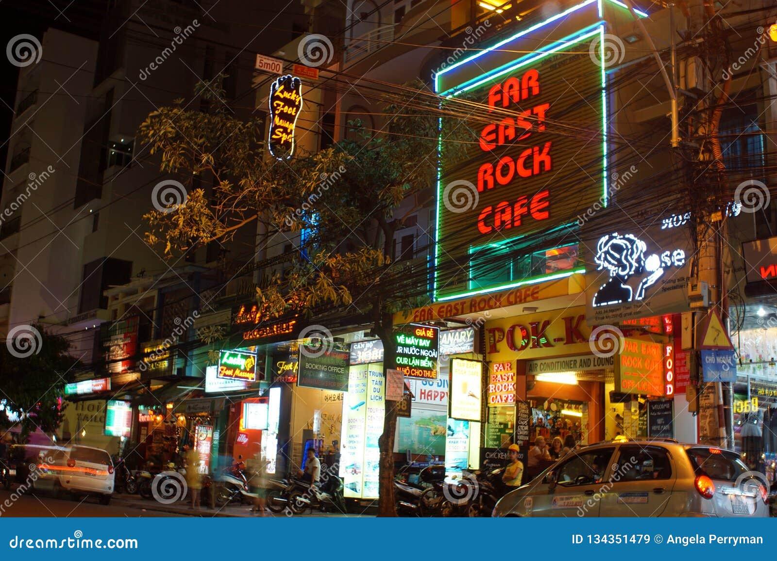 Restaurants and bars in Nha Trang