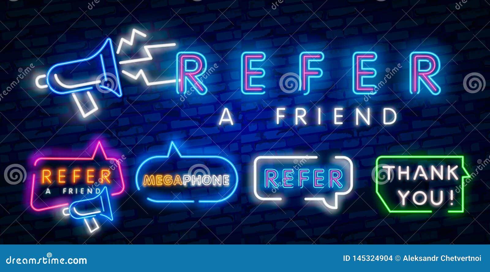 Neonowego znaka cz??ci medialna informacja nawi?zywa? do przyjaciel ikony programa, app ?rodk?w lub sieci g?o?nik odizolowywa? ne