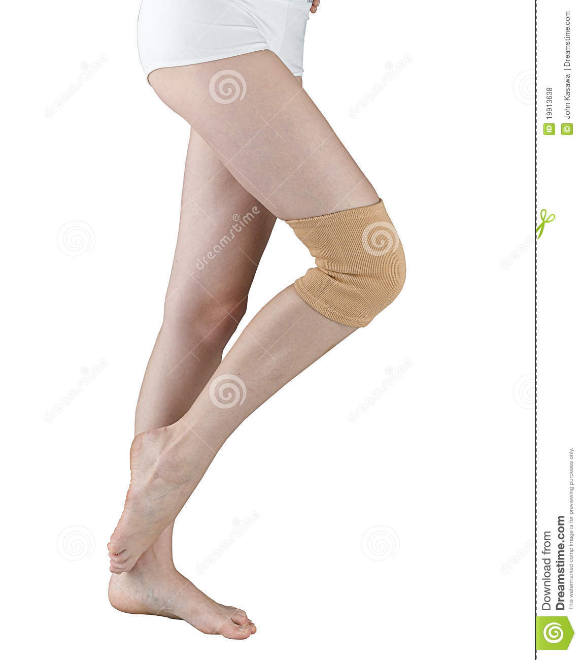 how to keep knees flexible