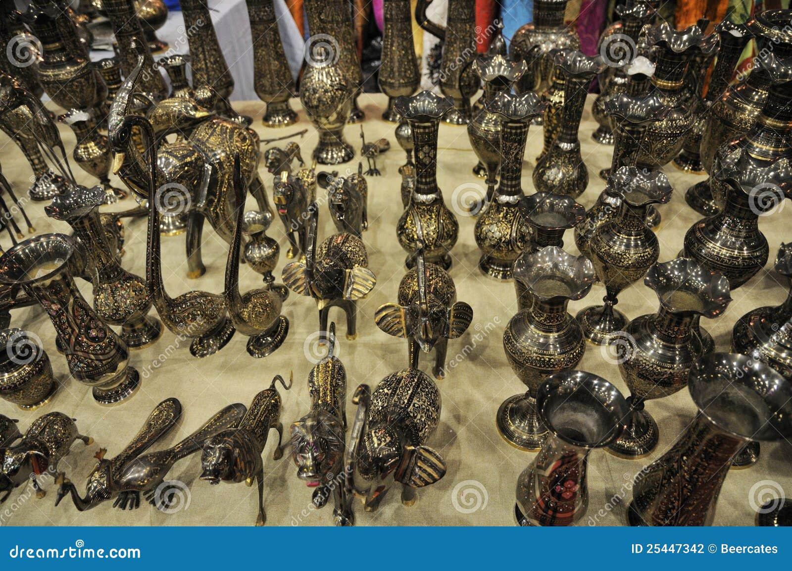 Nepalese Handicrafts Stock Photo Image Of Retail Handiwork 25447342