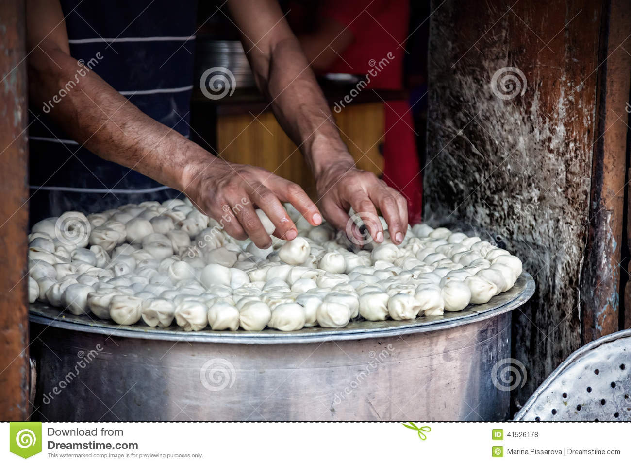 Nepalese momo editorial stock photo image 41526178 for Kitchen design nepal