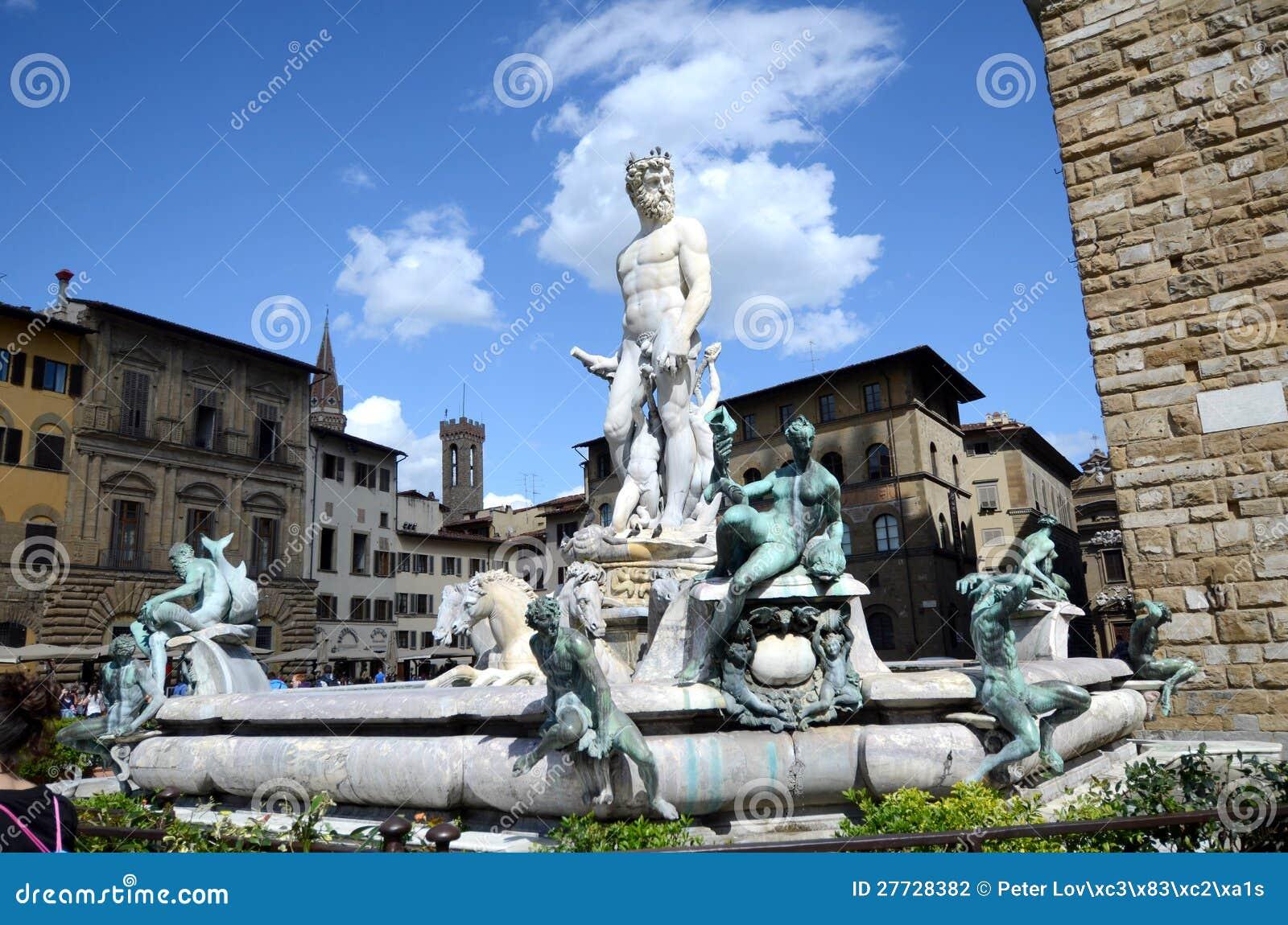 Neptun-Brunnen