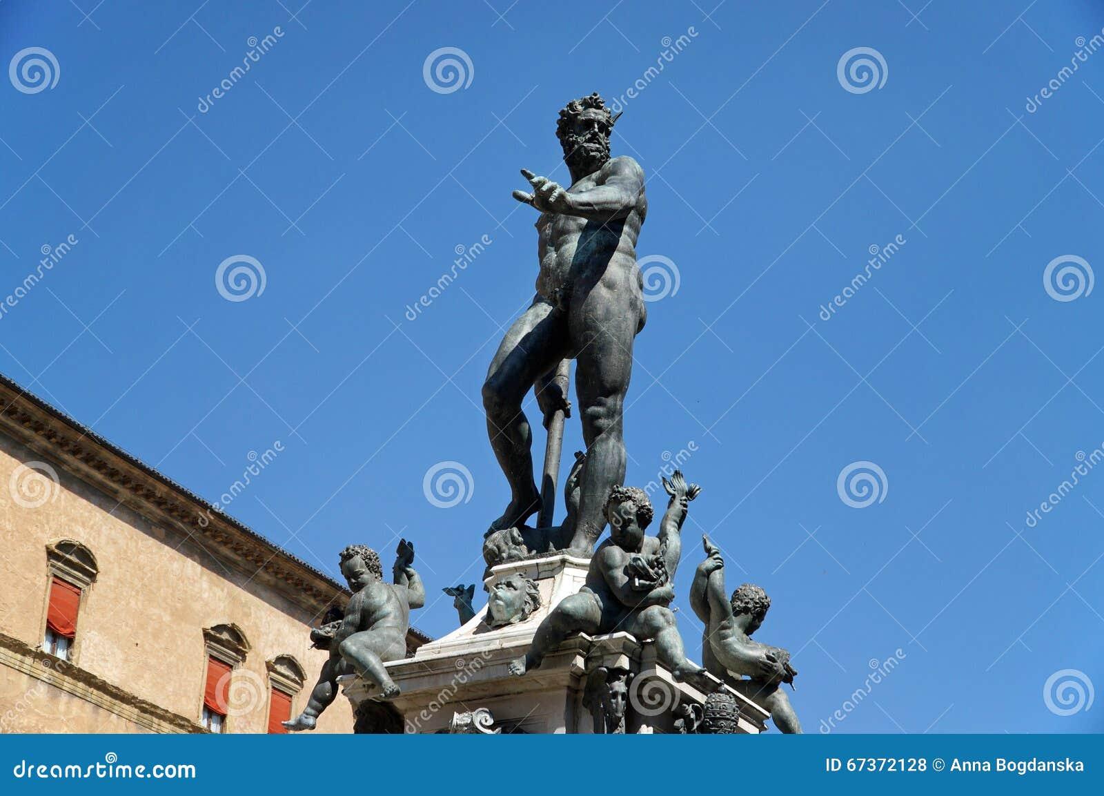 Neptune, Bologna, Italy